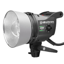 Elinchrom Zoom Pro Flash Lighting Hire Rental Sydney