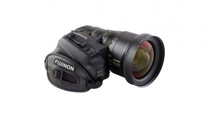 Fujinon ZK 19-90mm Cabrio Zoom Lens - Alexandria buzz the front door