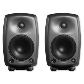Genelec 8030a Studio Monitor Hire (Pair)