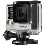 GoPro Hero4 Silver Left