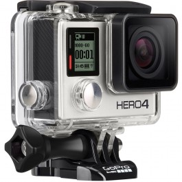 GoPro Hero4 Silver Right