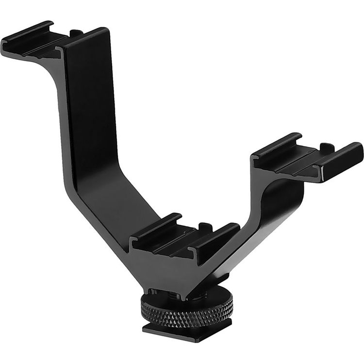 Hotshoe Triple Mount Bracket