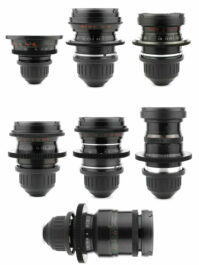 Lomo Vintage Prime Lenses