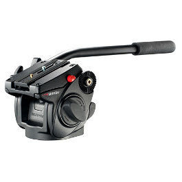 Manfrotto 501 Fluid Head Hire Rental Sydney HDV