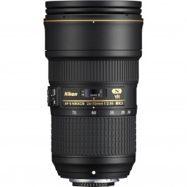 Nikon 24-70mm VR Front