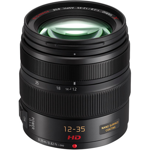 Panasonic 12-35mm MFT Lens