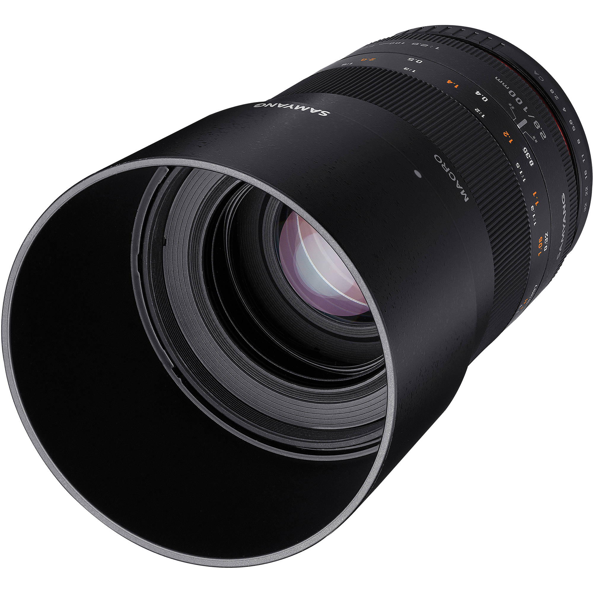 Samyang 100mm T3.1 Macro Cine Lens (for Canon)