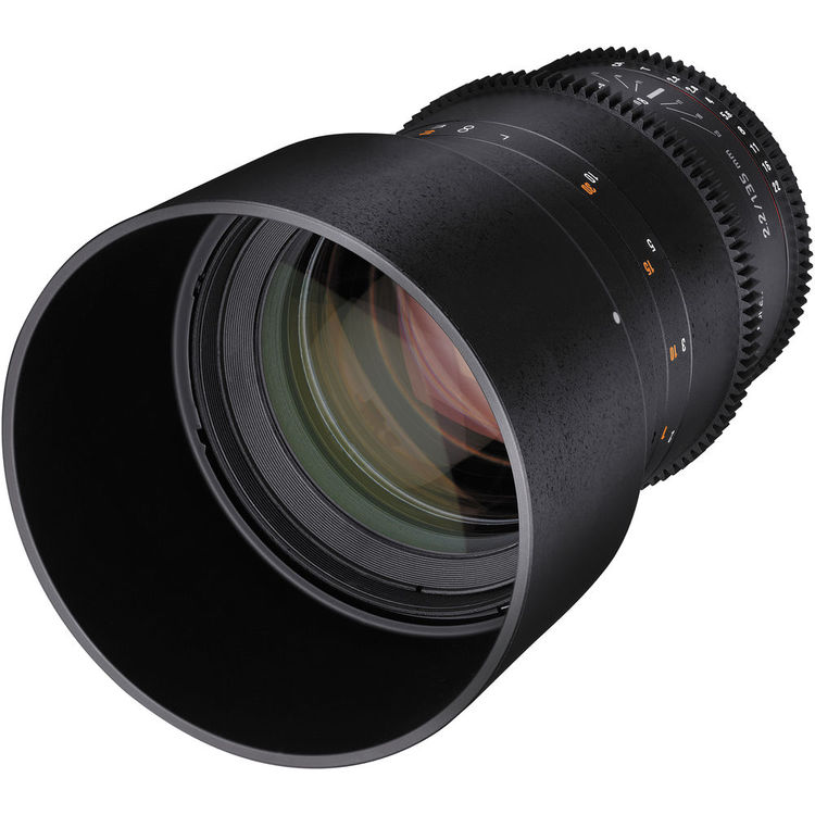 Samyang 135mm T2.2 Cine Lens (for Sony E-mount)