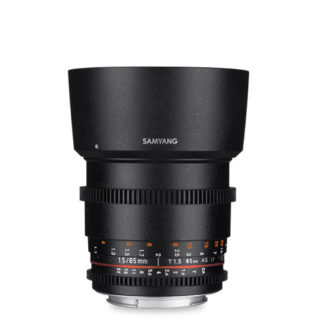 Samyang 85mm T1.5 Cine Lens for Sony E-Mount