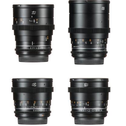 Samyang VDSLR mark II Cinema Lens Kit
