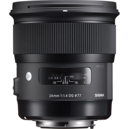 Sigma 24mm Art Lens (for Canon)