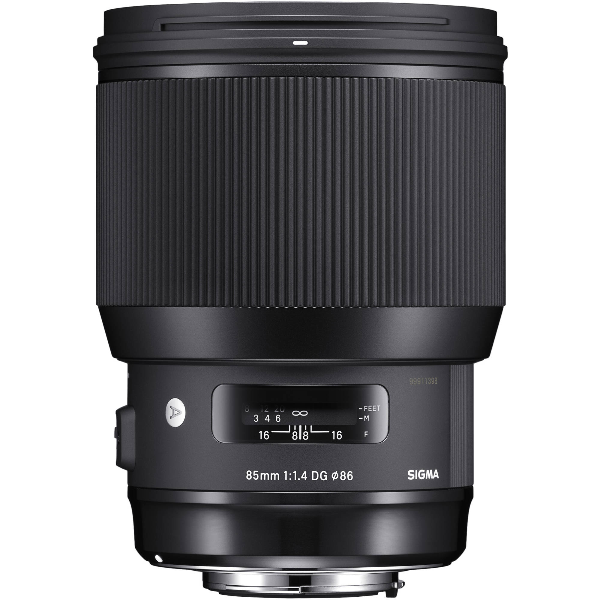 Sigma 85mm f1.4 ART Lens