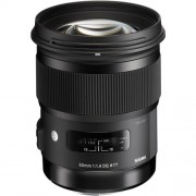 Sigma 50mm f/1.4 ART Lens