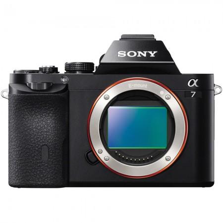 Sony Alpha A7 Camera