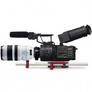 Sony FS700 with Telephoto Lens Kit