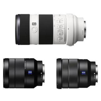 Sony Lens Kit