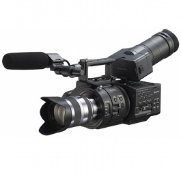 Sony NEX FS700 Camera Hire Rental Sydney Australia