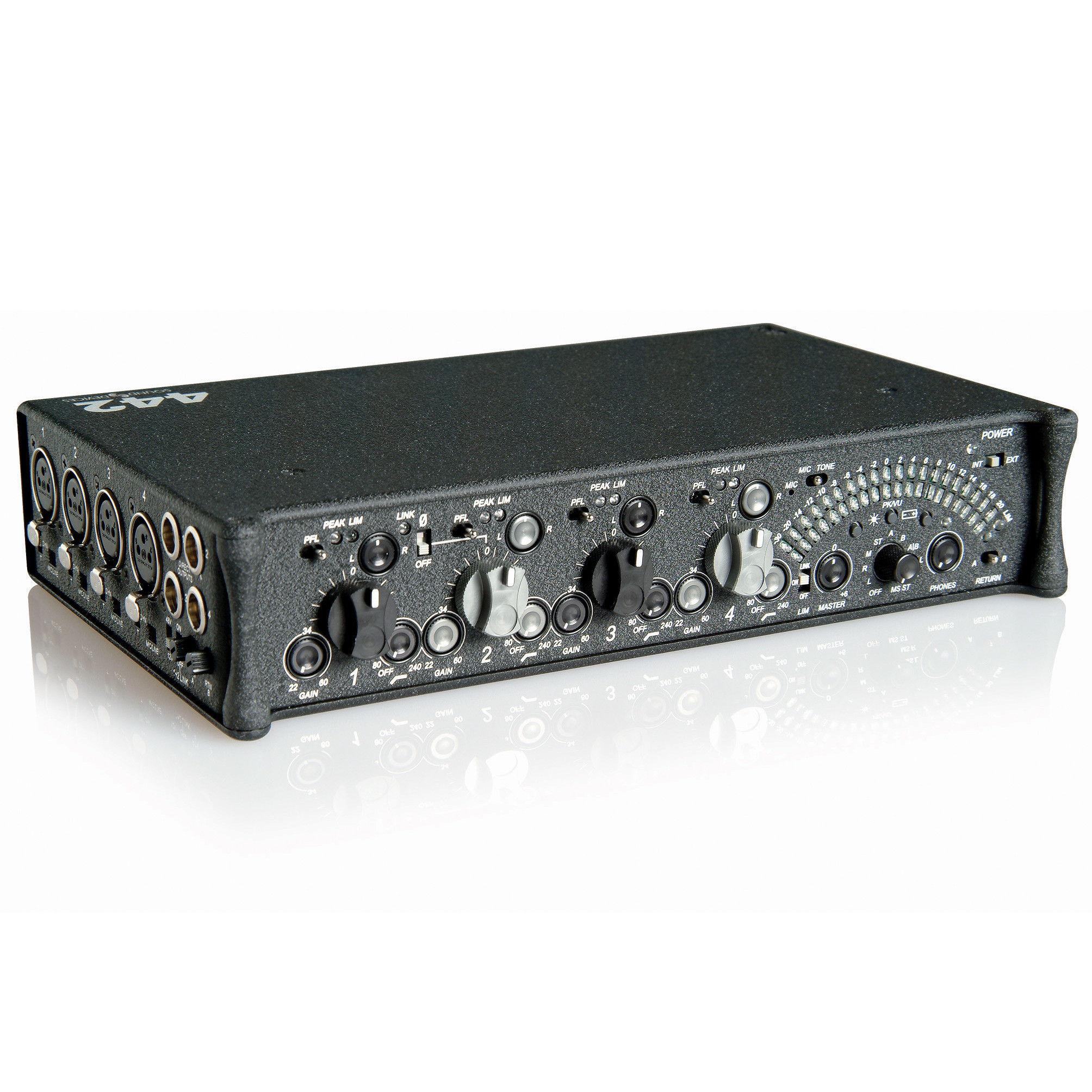 Sound Devices 442 Field Mixer