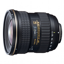 Tokina 11-16mm f2.8 DX-II Lens Hire Sydney Rental Canon