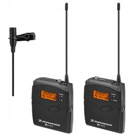 Wireless Lapel Mic Kit Hire Rental Sydney Sennheiser EW 112 G3 Kit