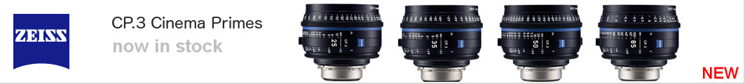 Zeiss CP.3 Lenses