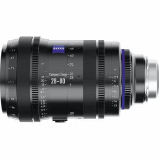 Zeiss CZ.2 28-80mm T2.9 Cinema Zoom Lens